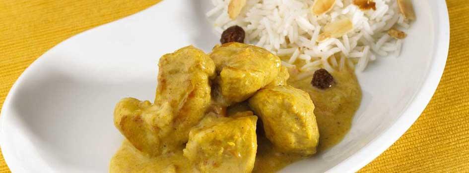 Dinde curry