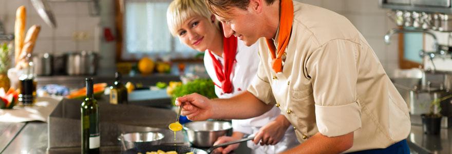 Apprendre la cuisine en compagnie de grands chefs